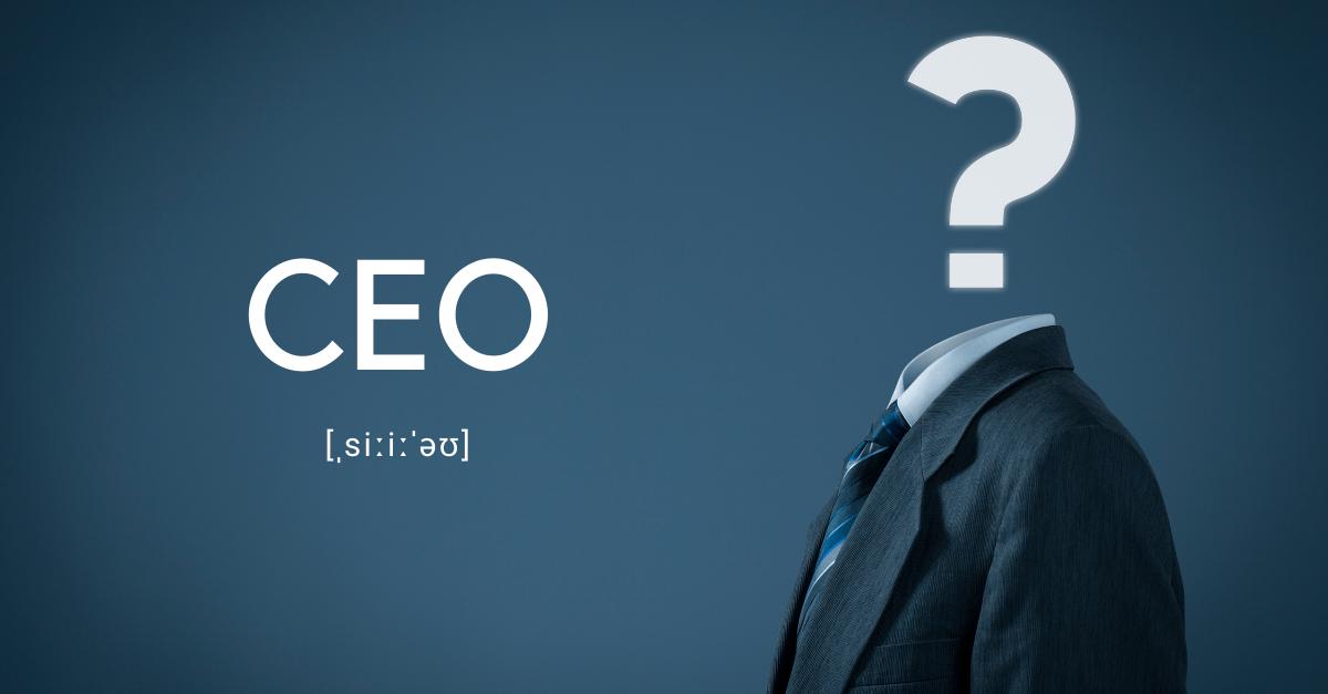 CEO post