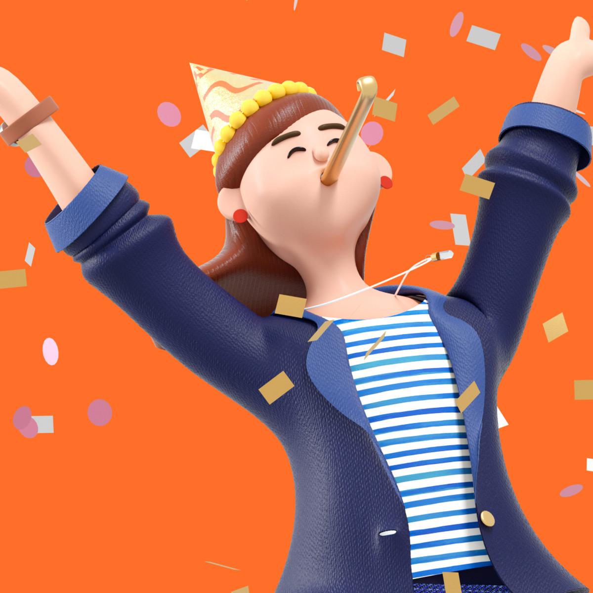 I ET celebration